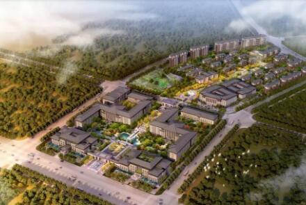 东兴京岛国际滨海健康养生基地项目