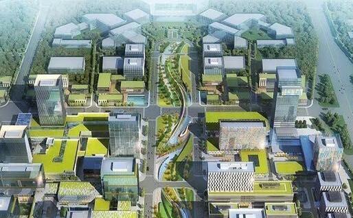 丝路经济带能源金贸中心建设项目