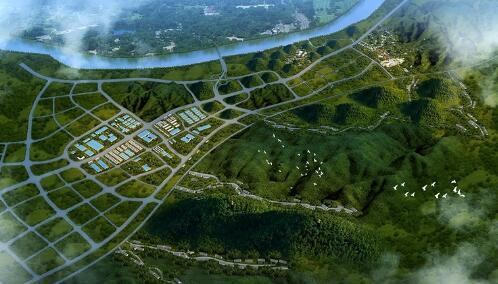 中国赣州(青峰)药谷生物医药产业园项目