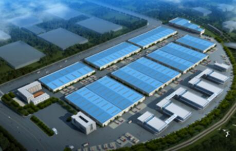 中国-东盟(宁明)国际物流配送中心项目