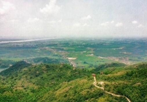 临川区灵谷峰旅游景区开发项目