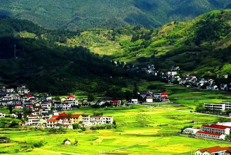 乌梅山乡村旅游度假区项目.