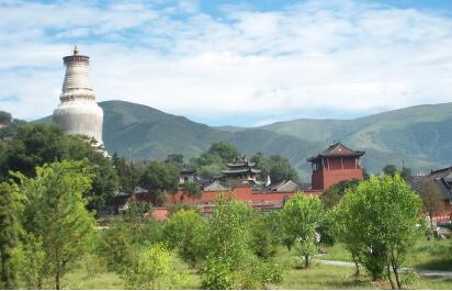 五台山服务部旅游开发项目