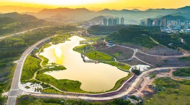 仪陇县旅游小镇开发项目