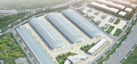 元江县热带花卉交易市场建设项目