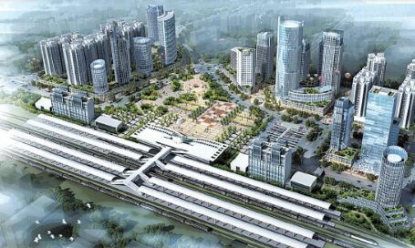 六盘水市火车站周边棚户区(含转运站) 改造项目