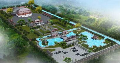 兰陵古镇旅游产业发展项目