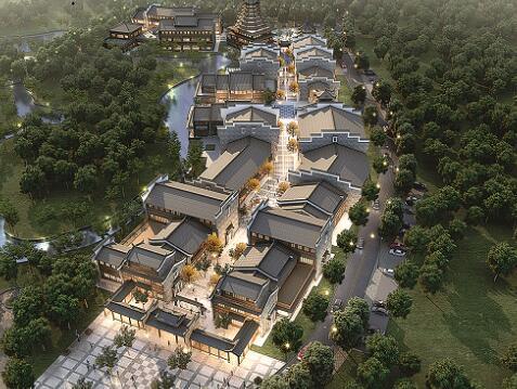 关山战国七雄文化旅游风情街建设项目