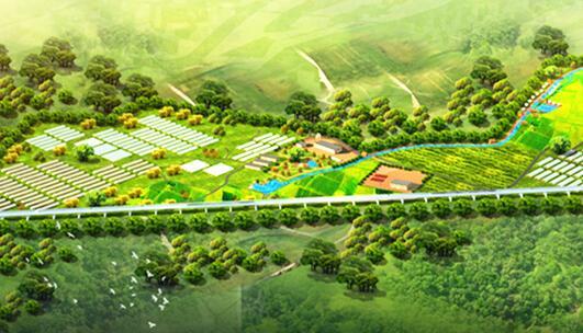 内江市东兴区长江现代农业园综合体项目