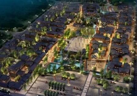 内江市威远县新场镇如意山庄康养中心项目