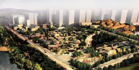 内江市经开区内江圣水寺佛教文化休闲区国家4A级景区建设项目