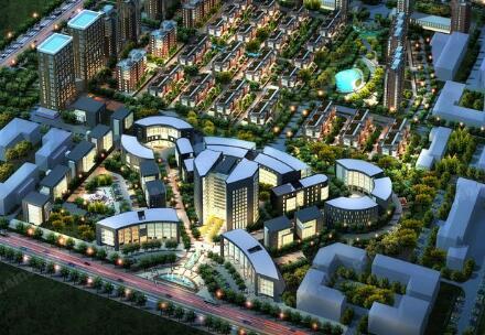 内江经开区总部经济园项目