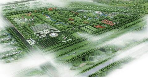 农业绿色休闲观光旅游示范园建设项目