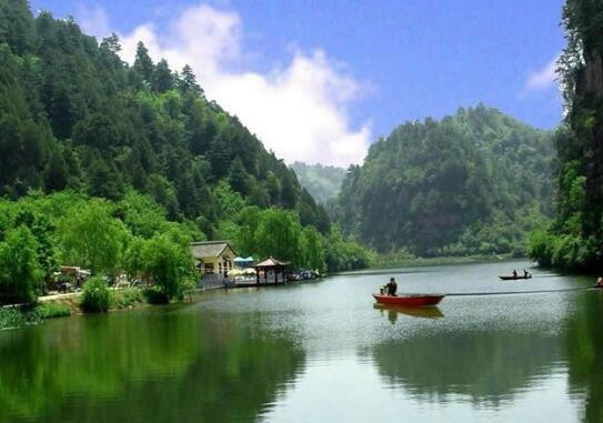 凉山州会理县龙肘山及仙人湖康养休闲度假区开发项目