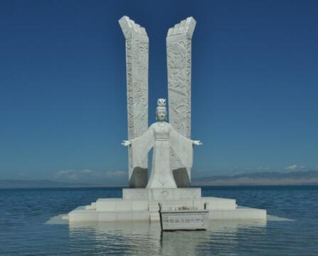 华夏母亲-西王母巨型雕像景观项目