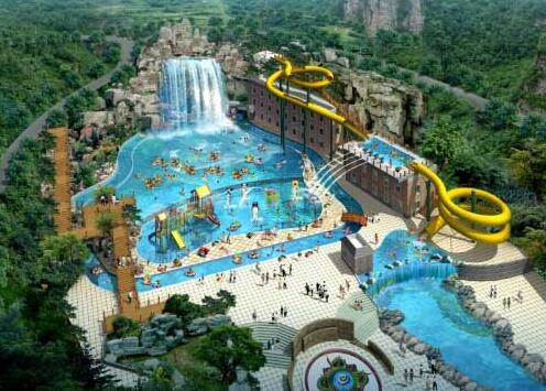 华宁县恩涌泉万亩荷塘水上娱乐中心建设项目