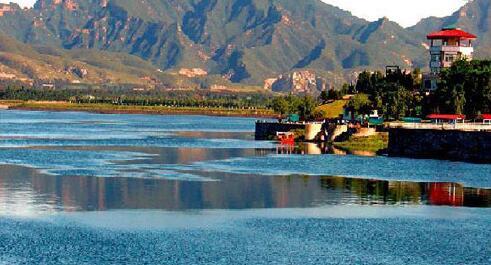 南充市西充县青龙湖休闲旅游度假区项目