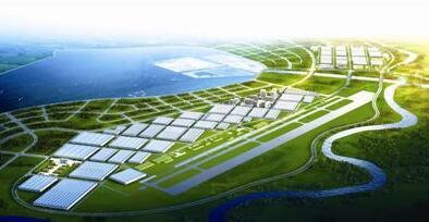 南昌航空工业城建设项目