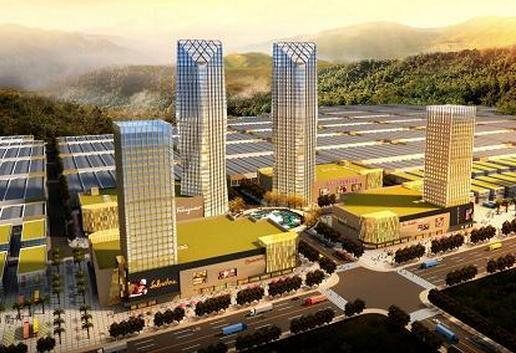 南江县现代商贸物流园区项目