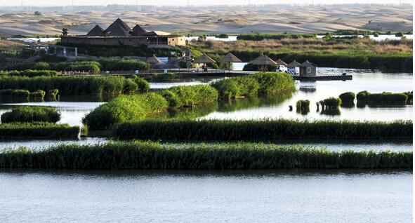 南沙湖风景名胜区旅游综合开发项目