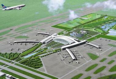 四平市军民合用机场建设项目