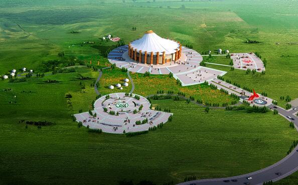 固族特色旅游文化小集镇建设项目