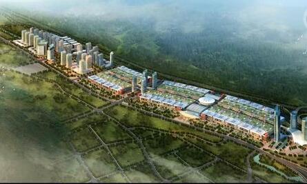 国际商贸城建设项目