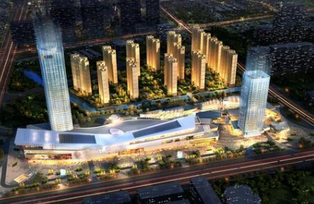 城市综合体项目