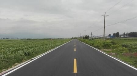 墨江沿江低热河谷经济路(忠大公路)三级公路改造工程