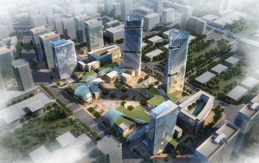 大型城市综合体建设项目