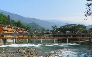 """大新县""""短衣壮""""民族度假风情村建设项目"""