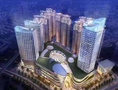 天元中心商业综合体项目