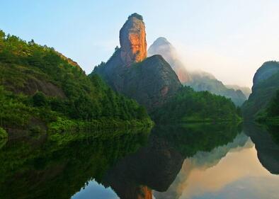 宁都县翠微峰生态公园项目