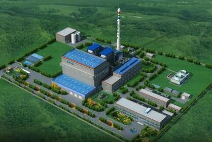 宜黄县城垃圾焚烧发电项目