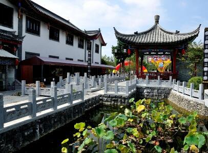 尧帝文化旅游风景区项目