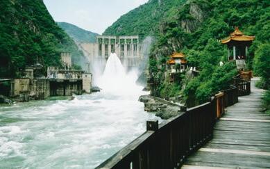 山河堰水利遗址公园项目