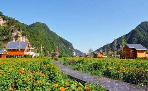 山里民俗体验乡村旅游项目