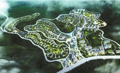 川东北(南充)康养中心建设项目