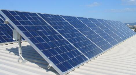 年产25MW多晶硅光伏电池项目