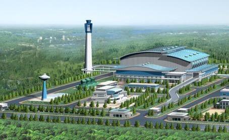 广南县生活垃圾焚烧发电项目