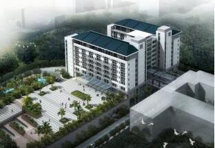 广南县第二人民医院建设(三级甲等医院)