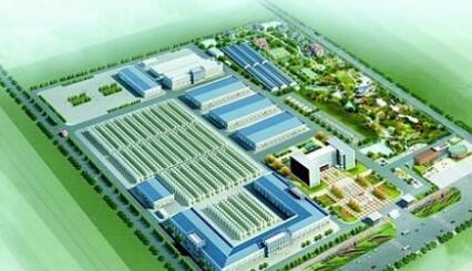 广安市岳池县农产品加工物流产业园建设项目