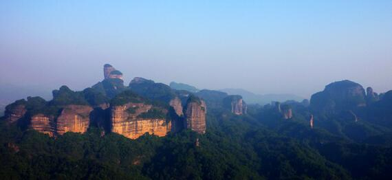 广昌大龙凤岩休闲度假区旅游招商项目