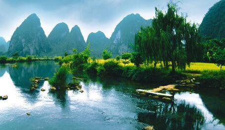 广西大化县仁寿湖山旅游养生养老项目