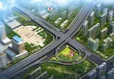 广西贺州电子科技生态产业园路网工程项目