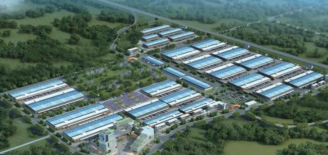 府谷县现代物流园区建设项目