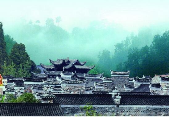 廿八都古镇保护与旅游开发项目二期工程