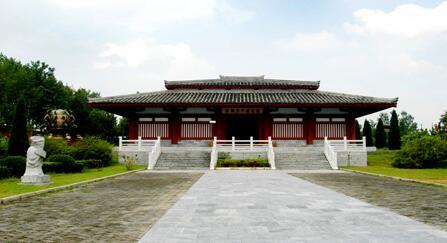张衡故里科技文化旅游区项目