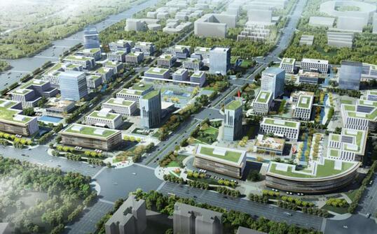 成都市双流区成都中电熊猫商业配套项目