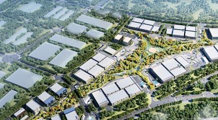 成都市彭州市生物医药创新产业园项目